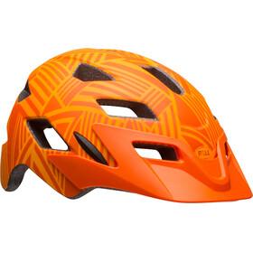 Bell Sidetrack Y MIPS Youth Helmet matte tango/org